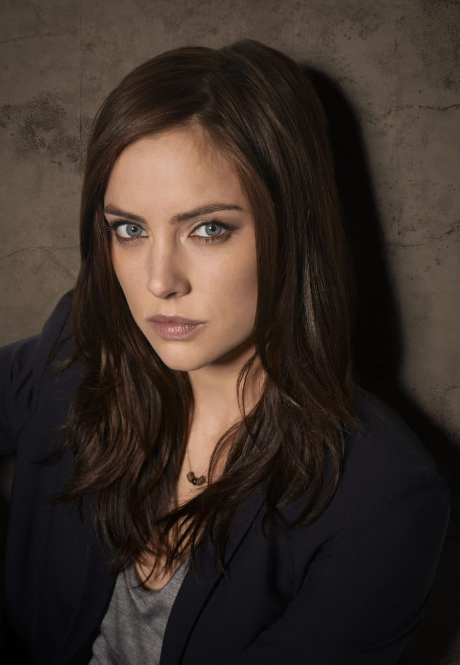 """Jessica Stroup plays NYPD Detective Max Hardy in Fox's show """"The Following."""""""