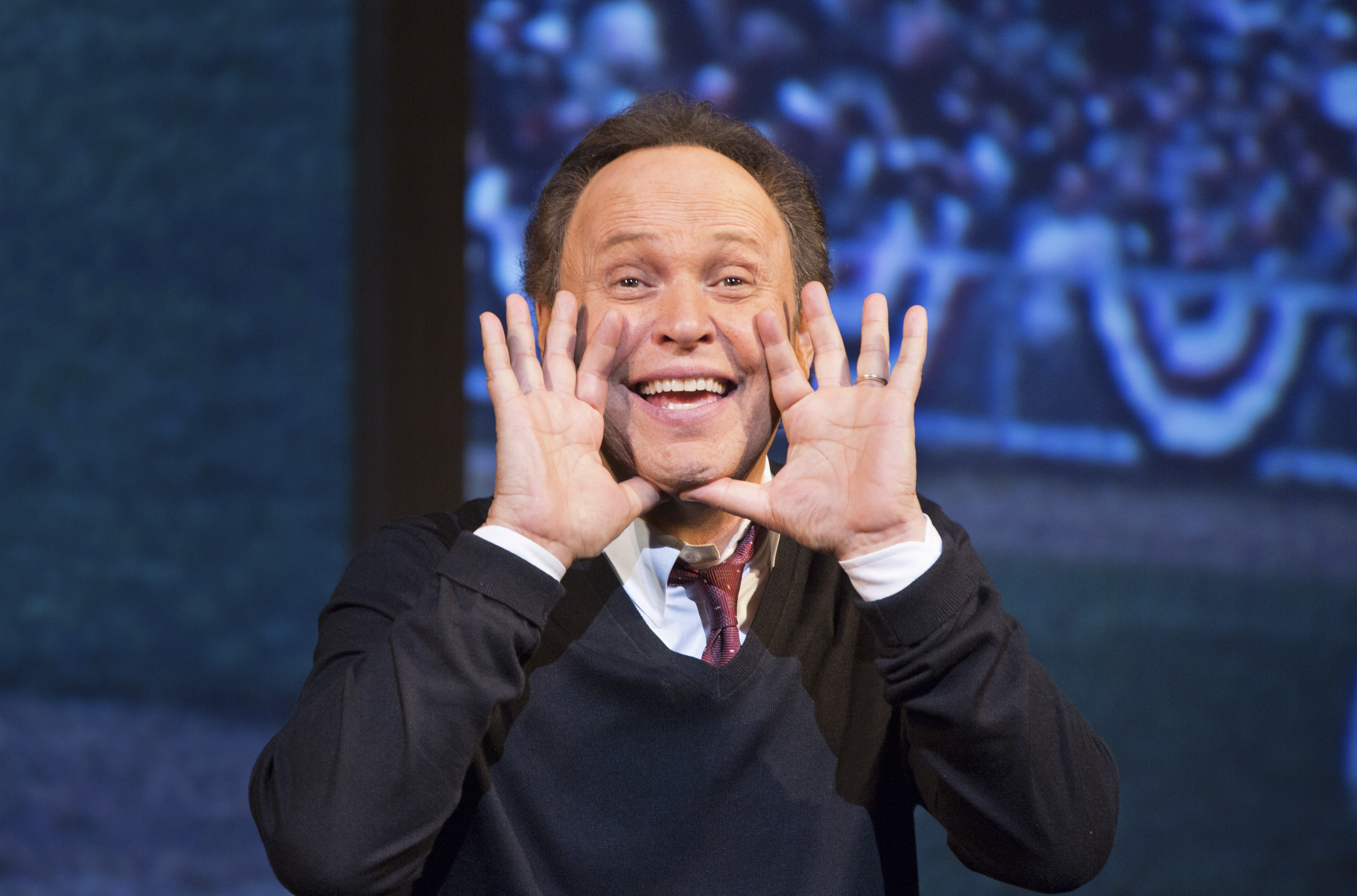 """Billy Crystal is back doing his one-man show, """"700 Sundays."""""""