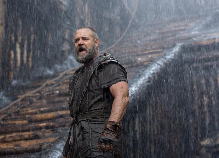 Russell Crowe stars in 'Noah.'