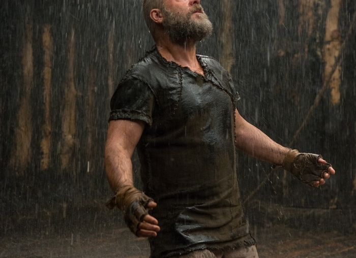 """Russell Crowe plays the title character in """"Noah,"""" now playing in area theaters."""