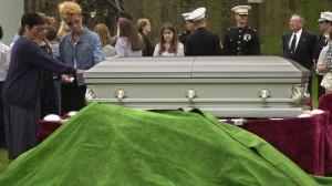 Dunham funeral