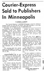 24 june 1979 Courier sold