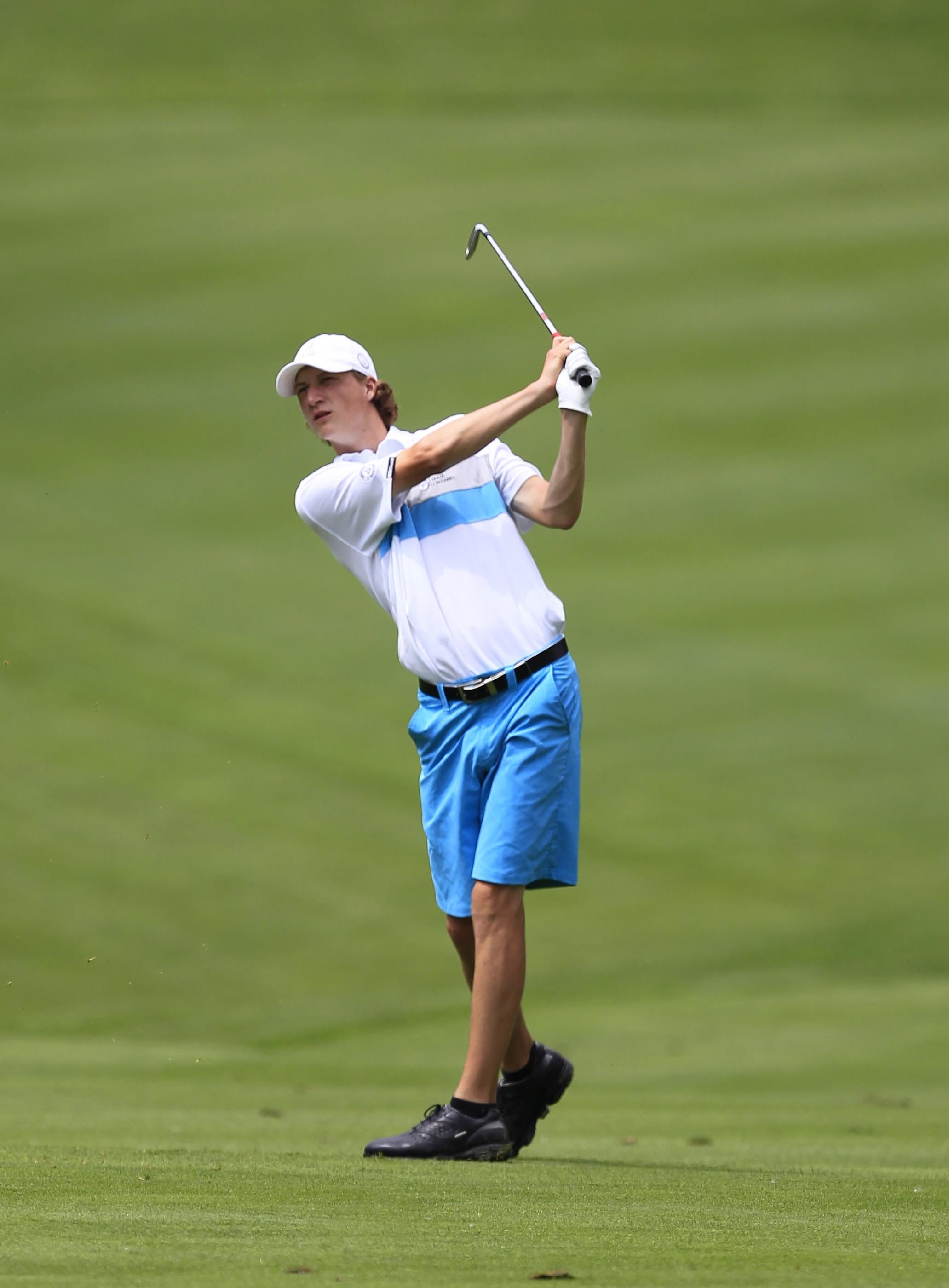 Trevor Ranton ran his match-play winning streak to eight Thursday with a pair of victories at the Junior Masters.