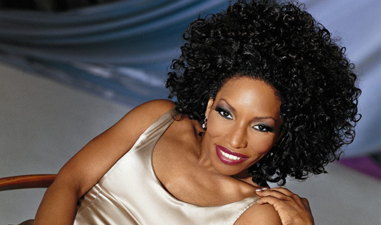 Stephanie Mills performs at the Kinfolks Soul Food Festival, visiting LaSalle park on June 28.