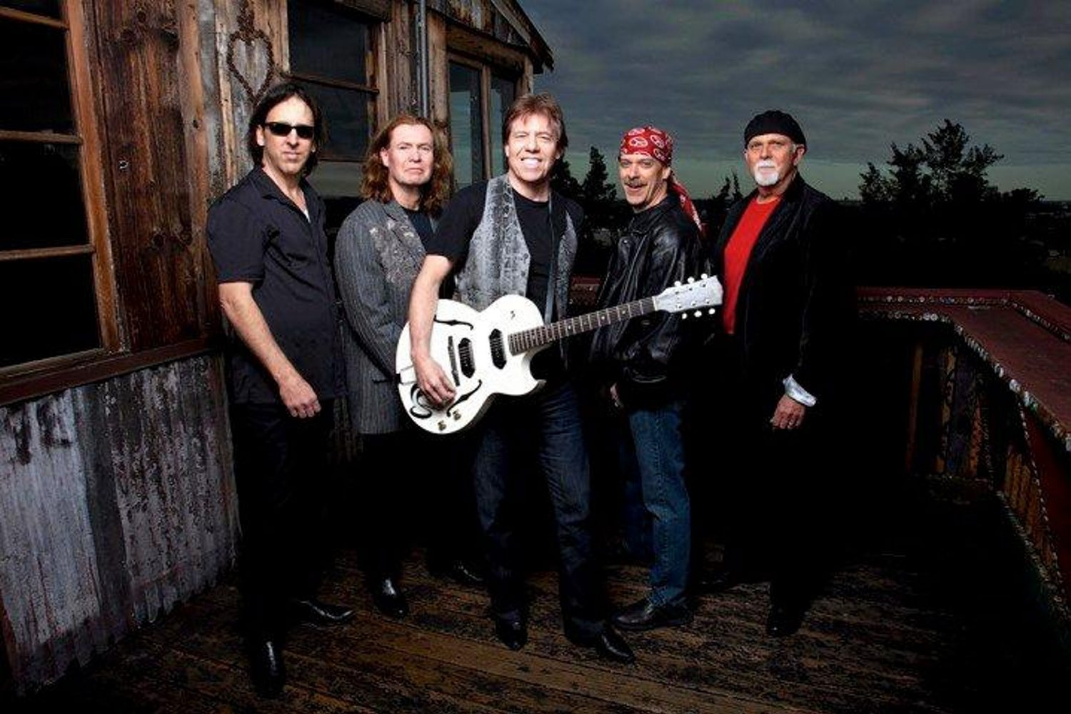 George Thorogood & the Destroyers play Canalside at 7 p.m. Friday.