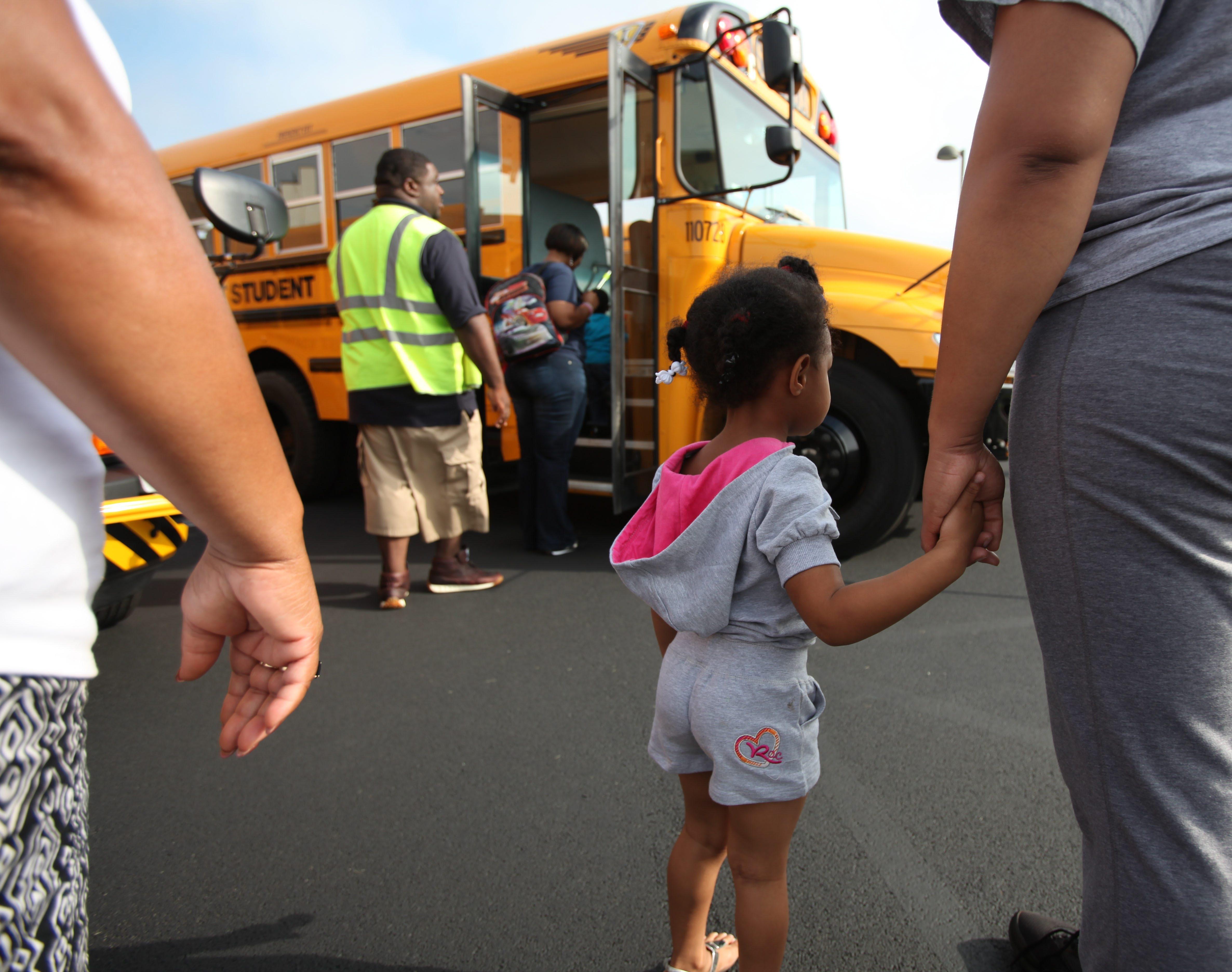 Starting all children with kindergarten can help the education system in Buffalo. (Buffalo News file photo)