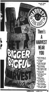 07 aug 1969 harvest bigger bag full