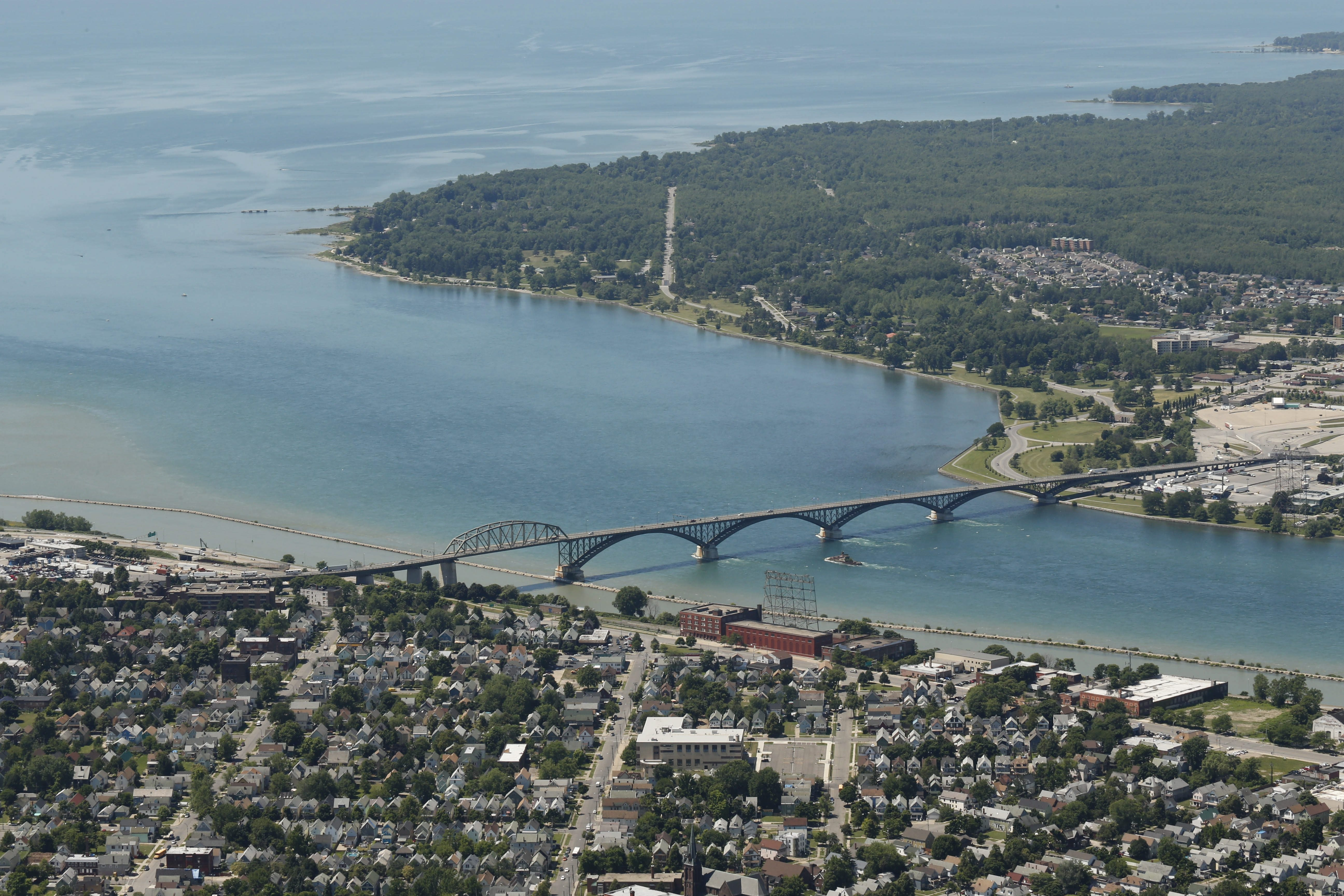Nexus, the program that allows pre-registered and pre-approved cross-border travelers special and expedited access in dedicated lanes, serves about 20 percent of all border travelers between Fort Erie and Buffalo, according to Peace Bridge Authority officials.