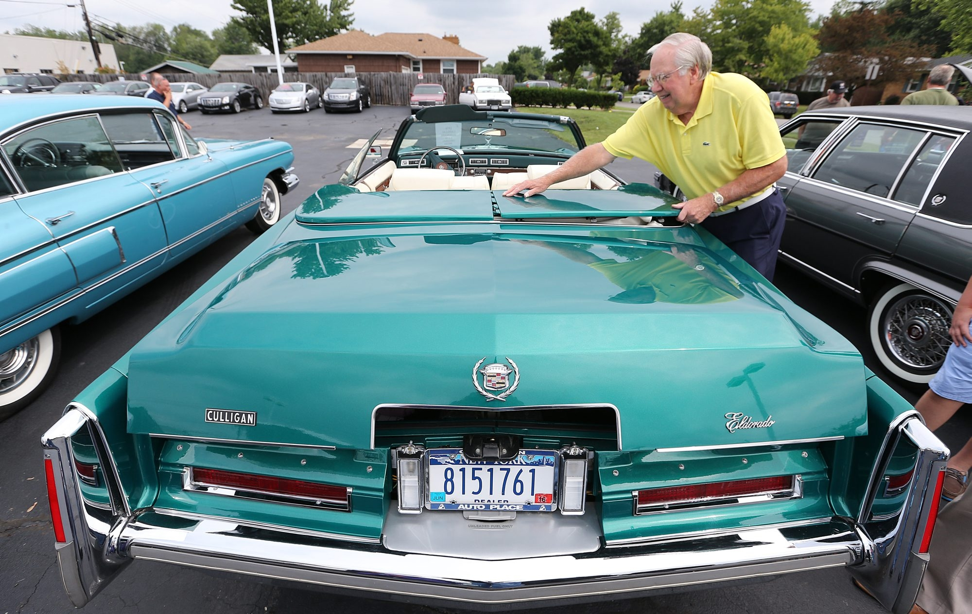 Cadillac LaSalle collectors bond over passion at annual car show