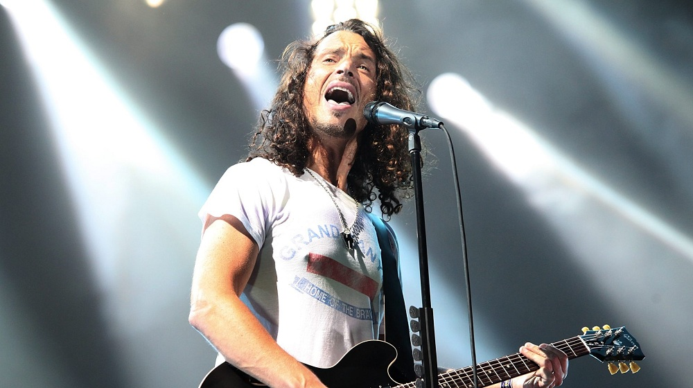 Chris Cornell performed Saturday night in the University at Buffalo Center For the Arts. (Getty Images)