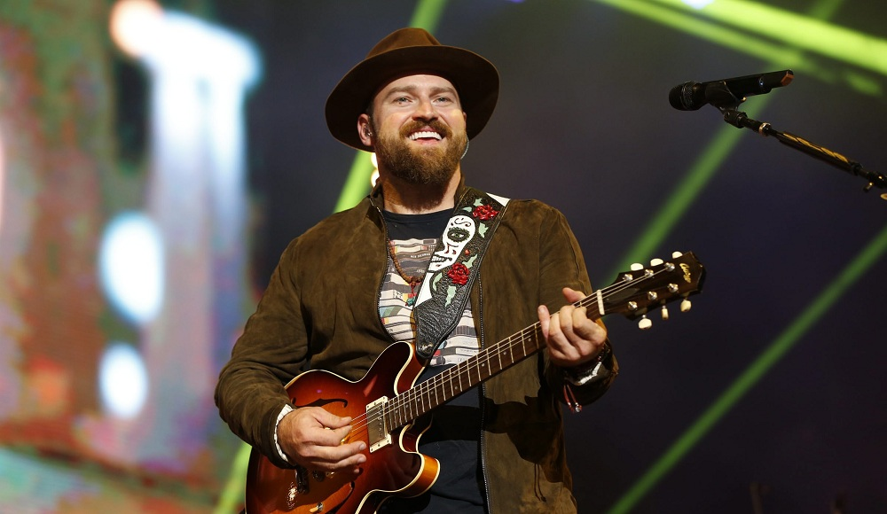 Zac Brown Band has announced its return to Darien Lake for summer 2016. (Harry Scull Jr./Buffalo News file photo)
