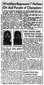 20 aug 1954 aud wrestkling