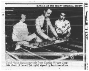 27 aug 1989 wwii women photo