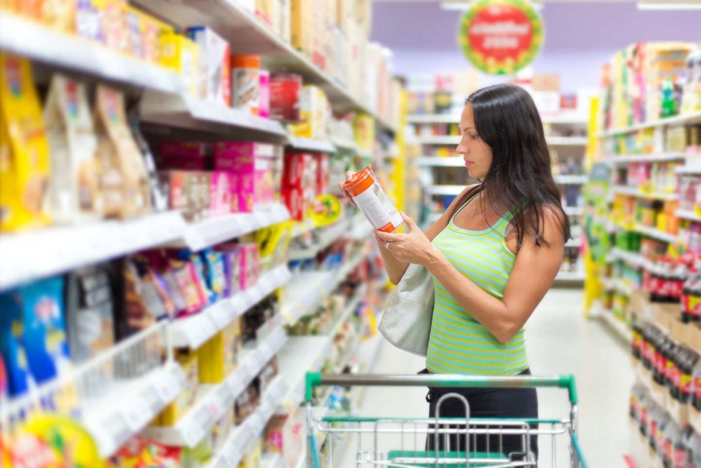 Consumers can add five to seven days to the expiration date on a food label without harming health, said policy expert Emily M. Broad Leib.