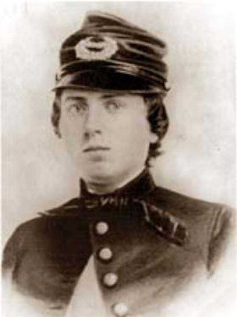 Alonzo Cushing, who was born in Fredonia, will be given the Medal of Honor for the heroism displayed as a Union artillery battery commander who refused to retreat in the face of Pickett's charge at the Battle of Gettysburg.