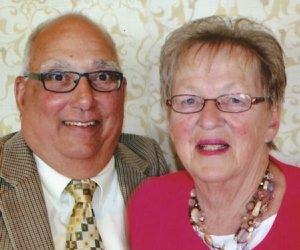 Leon and Carol Colucci
