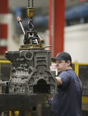 Region's manufacturing growth loses steam