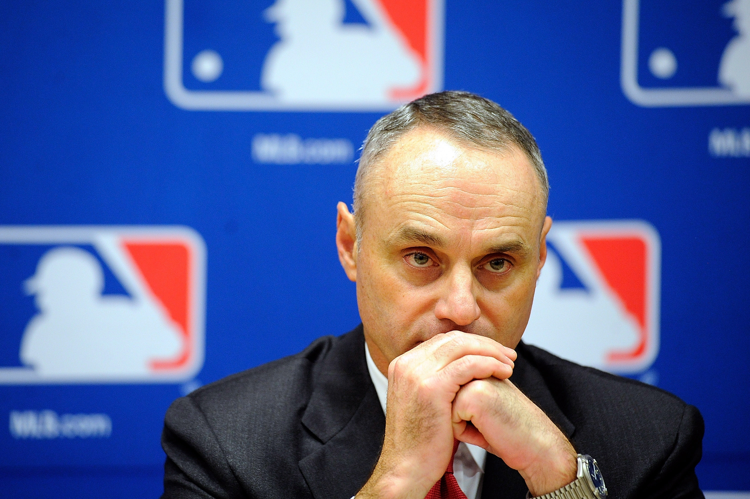 Major League Baseball executive Rob Manfred has been elected to succeed Bud Selig as commissioner.