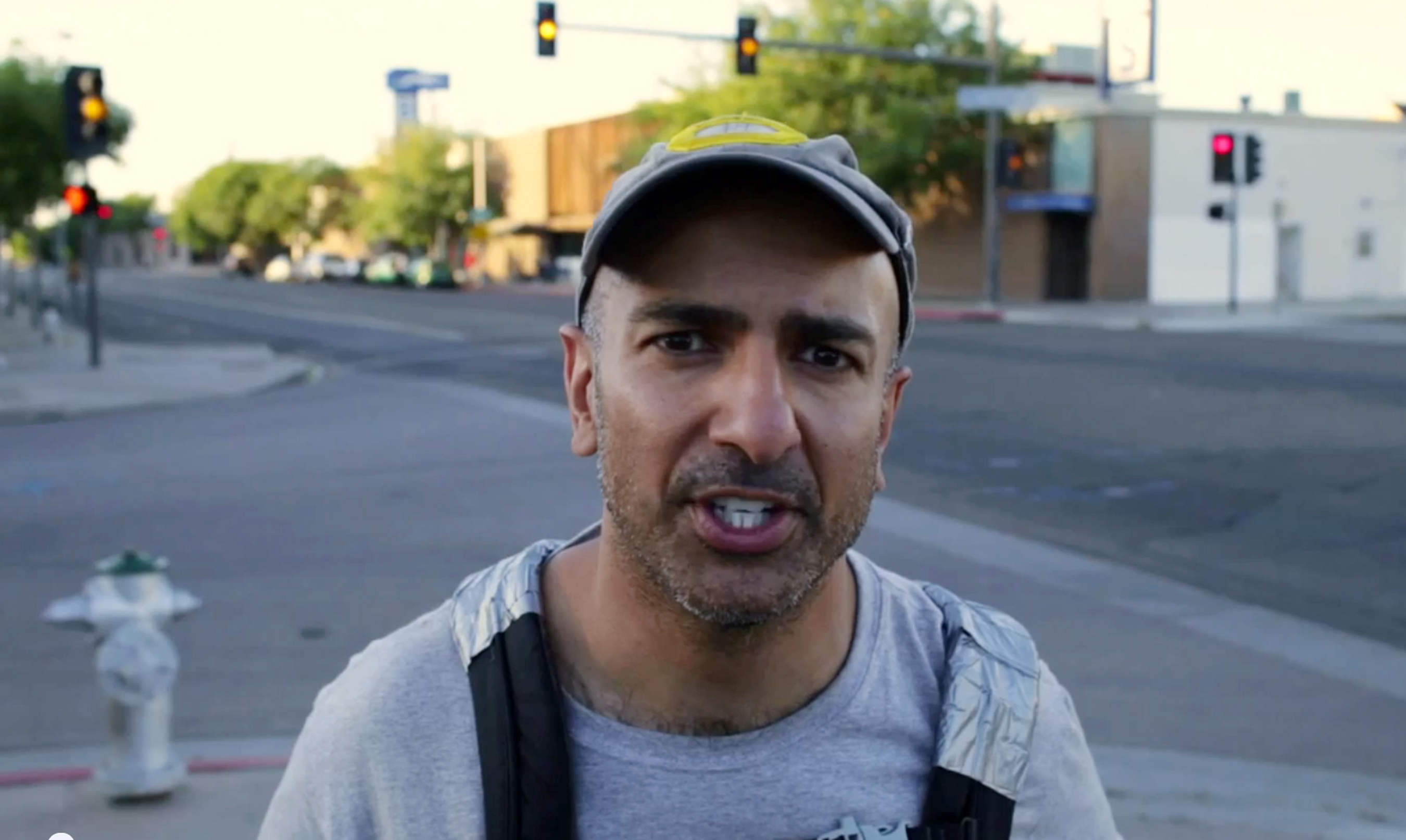Neel Kashkari, the Republican candidate for California governor, lived as a homeless person and marched in gay parade.