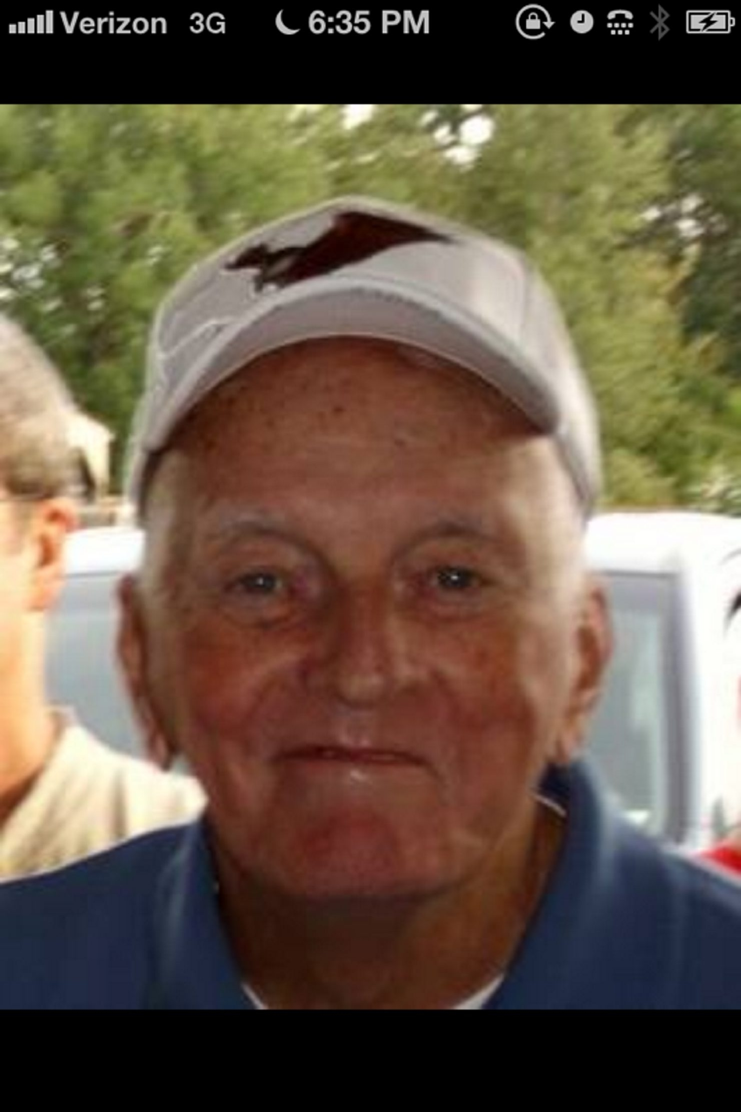 James A. McGinnis died April 22 in Florida.