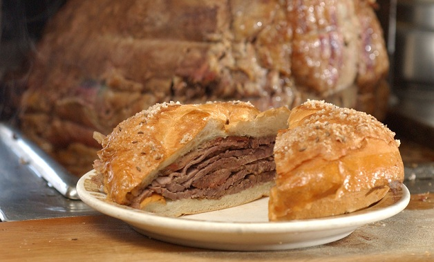 Known for its roast beef on weck, Schwabl's has reopened in West Seneca. (Sharon Cantillon / Buffalo News file photo)