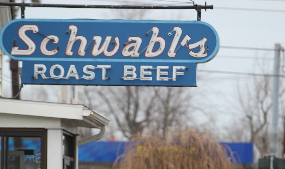 Long-time roast beef on weck favorite has reopened after a disastrous accident. (Mark Mulville / Buffalo News file photo)