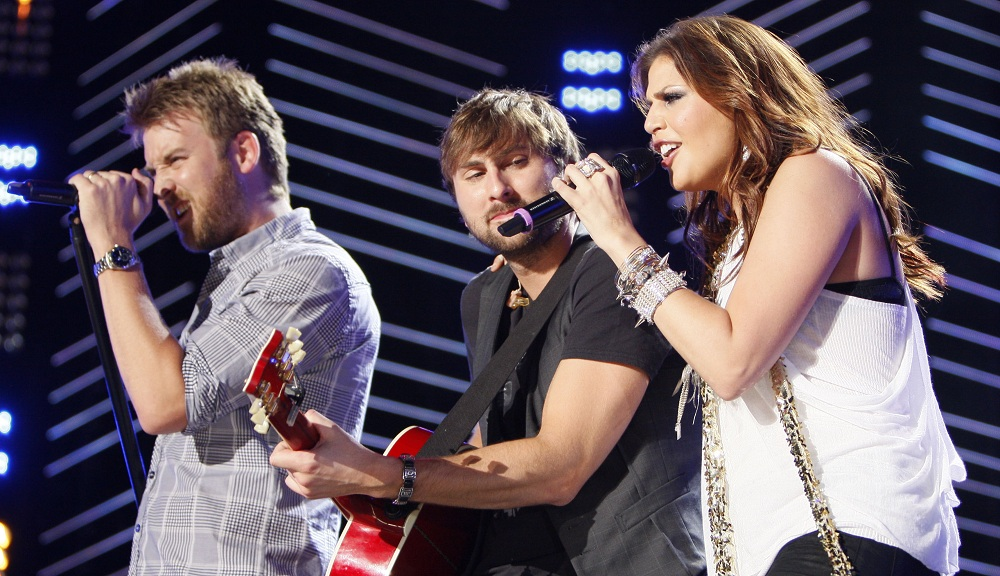 Lady Antebellum will fuse country and pop music at the Erie County Fair. (Associated Press)