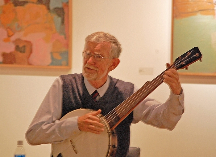 Jim Kimball will lead a program about the 19th century's minstrel music phenomenon at Canalside.