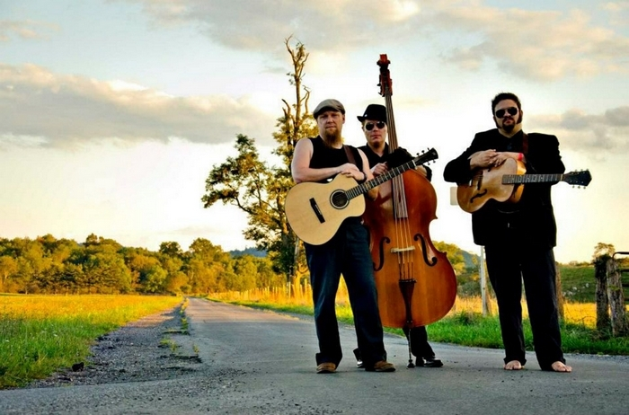 """Rumpus performs Friday in the """"Art, Food and Music"""" event at the Roycroft Power House."""