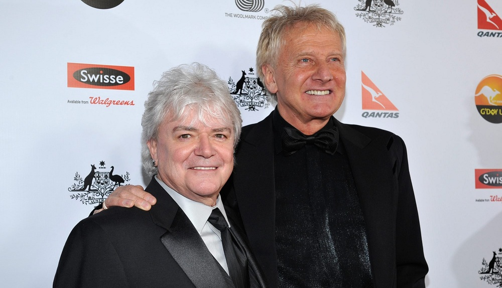 Air Supply, pictured here at a gala in 2013, performed at Seneca Niagara Casino. (Getty Images)
