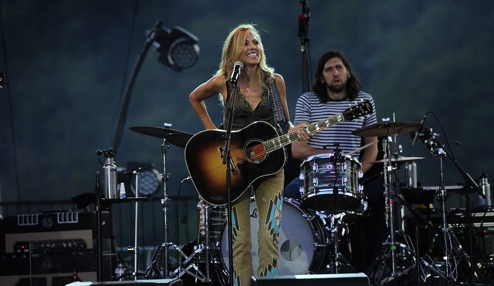 Sheryl Crow performs at Artpark on Sept. 4. (Buffalo News file photo)