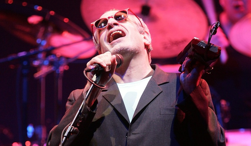 The Steely Dan show was ultra sold-out, Parisi wrote. Pictured is Steely Dan vocalist Donald Fagen from 2007. (Getty Images)