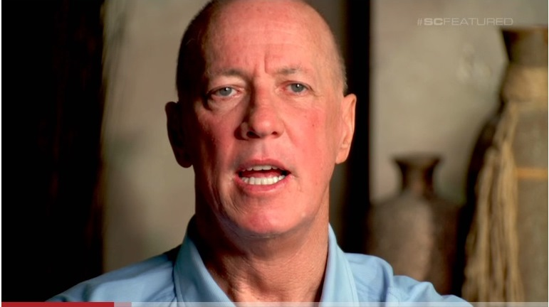 Jim Kelly was honored in New York City Monday.