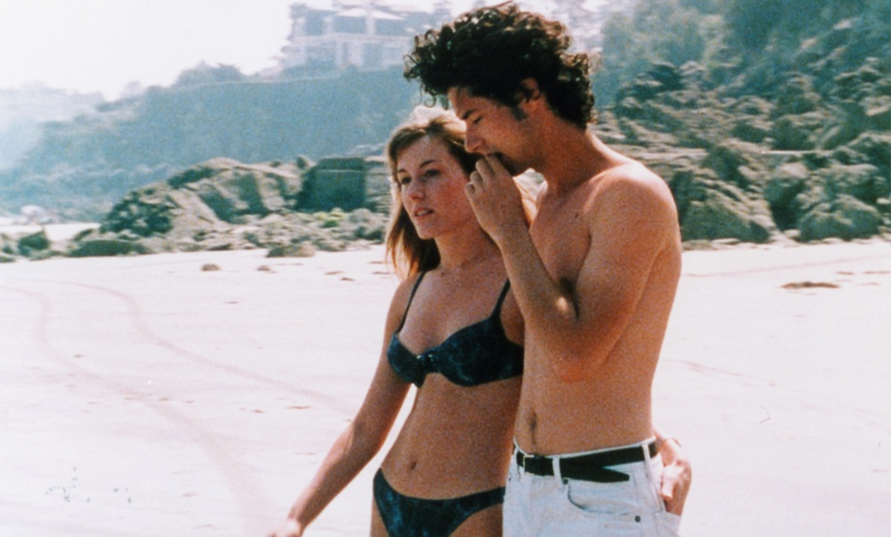 Aurelia Nolin (Lena) and Melvil Poupaud (Gaspard) in 'A Summer's Tale.'