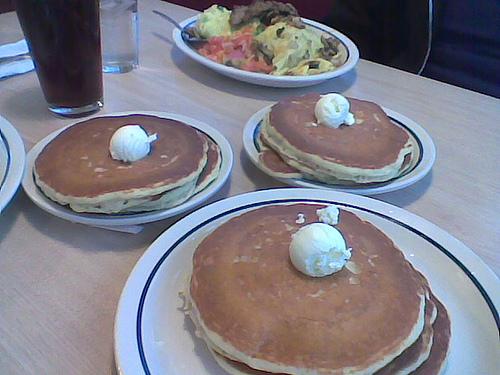 Free Pancakes Tuesday