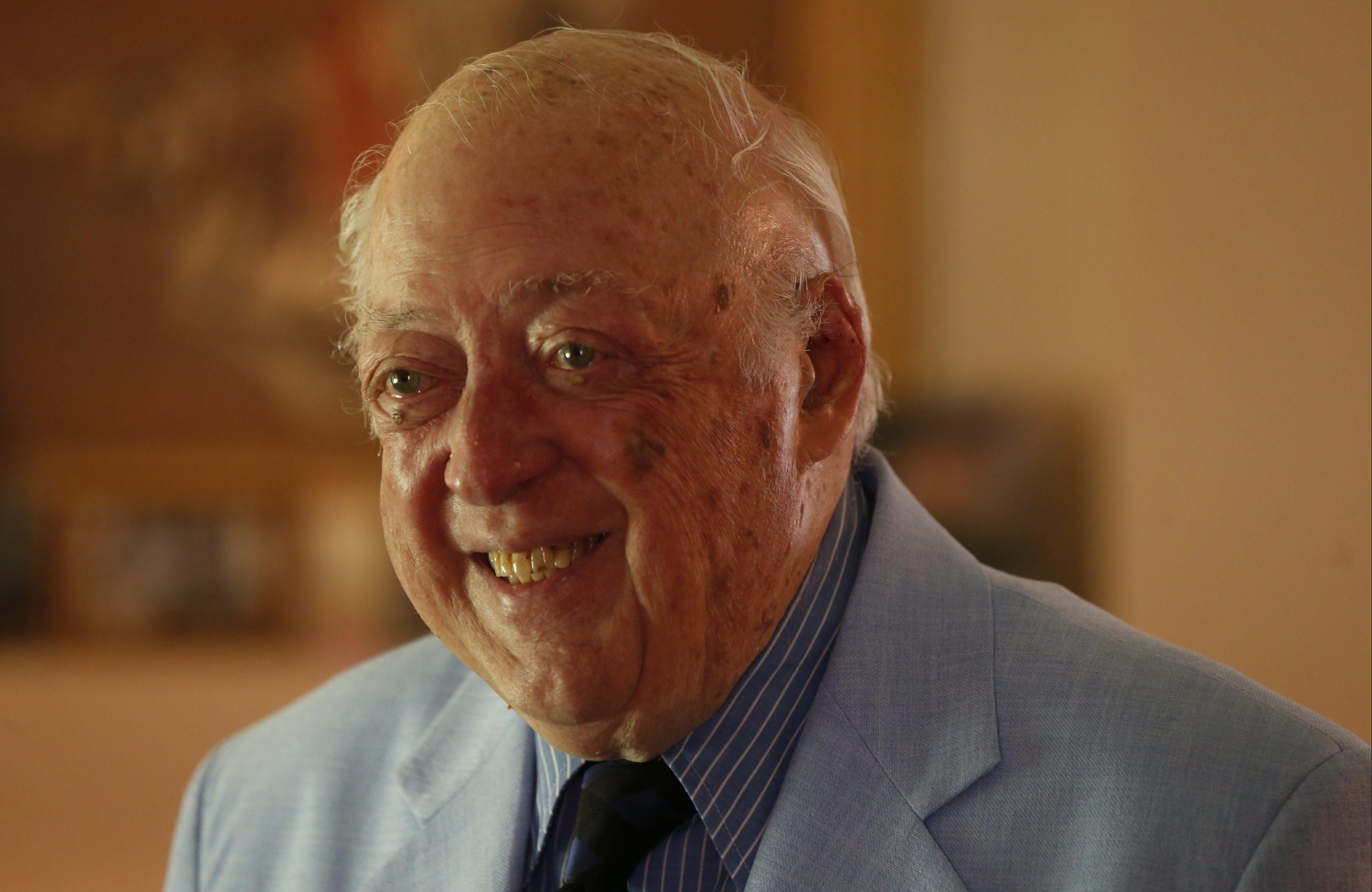 John F. Canale saw plenty of action as a navigator in B-17 bombers during WWII.