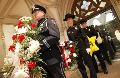 Fallen officers remembered on Police Appreciation Day