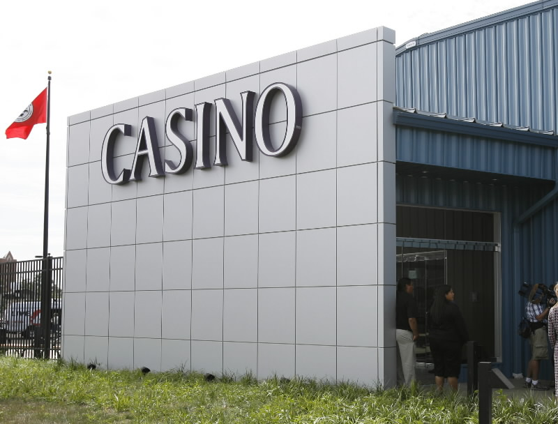 Buffalo casino expansion to open today