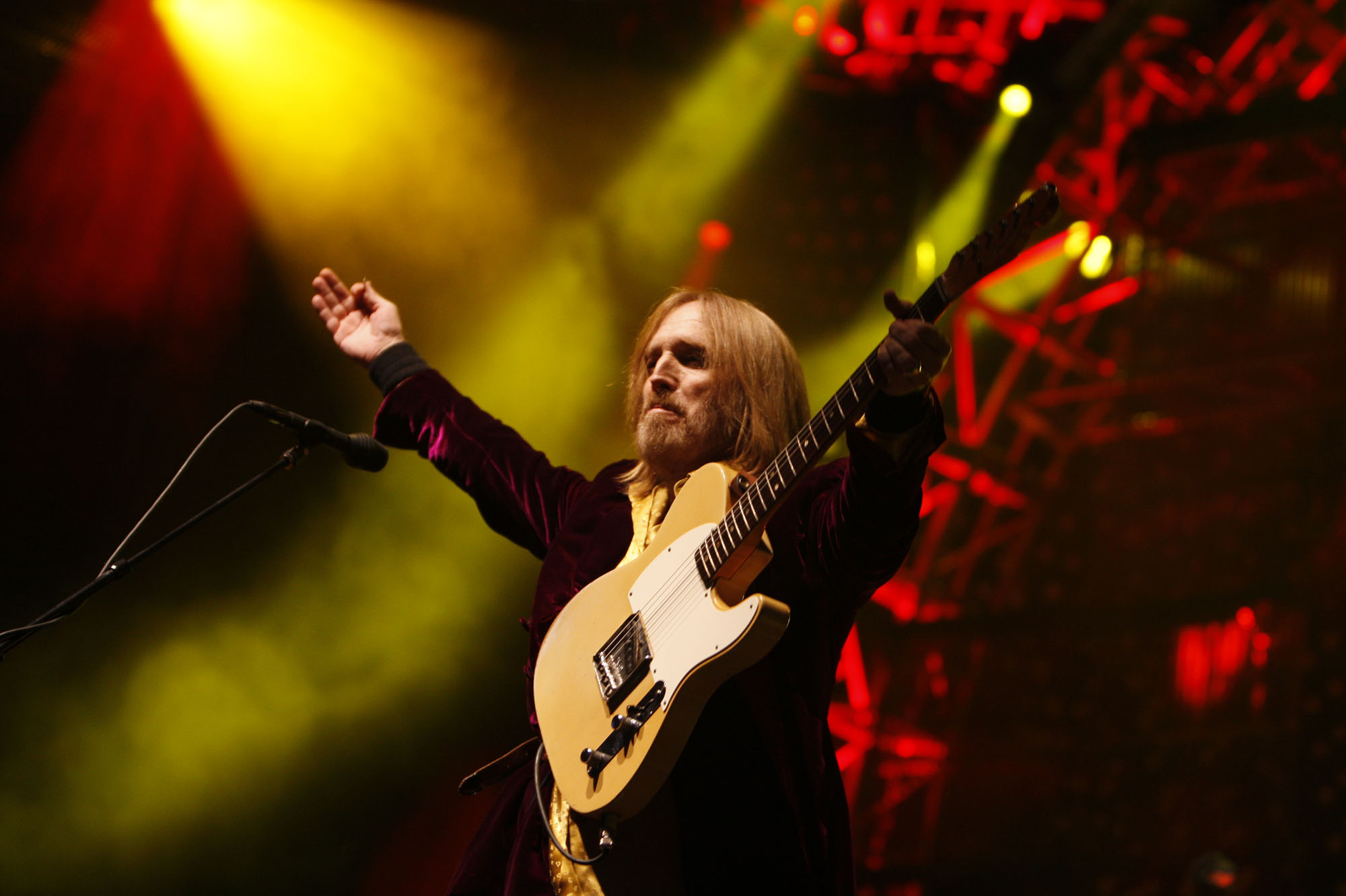 Petty tickets on sale at 10 a.m.