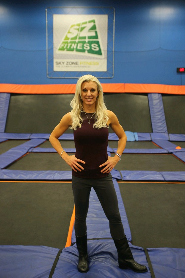 Why Sky Zone owner bounced soda from her franchise plan