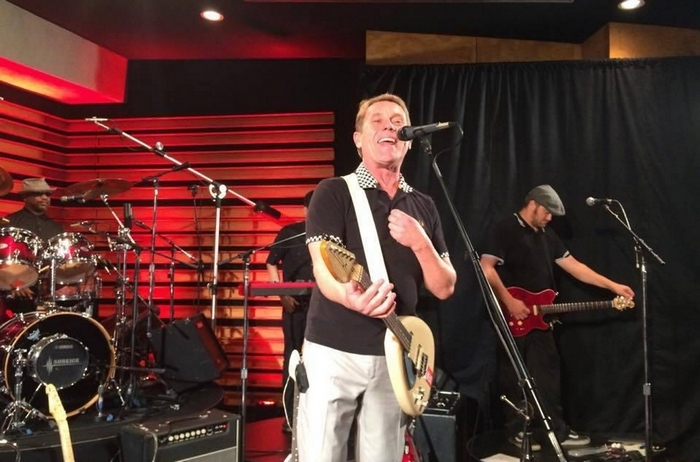 Dave Wakeling and the English Beat return to the Buffalo Iron Works on Oct. 24.