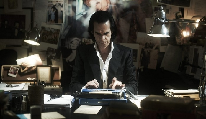 "The Nick Cave documentary ""20,000 Days on Earth"" screens at Squeaky Wheel on Oct. 22."
