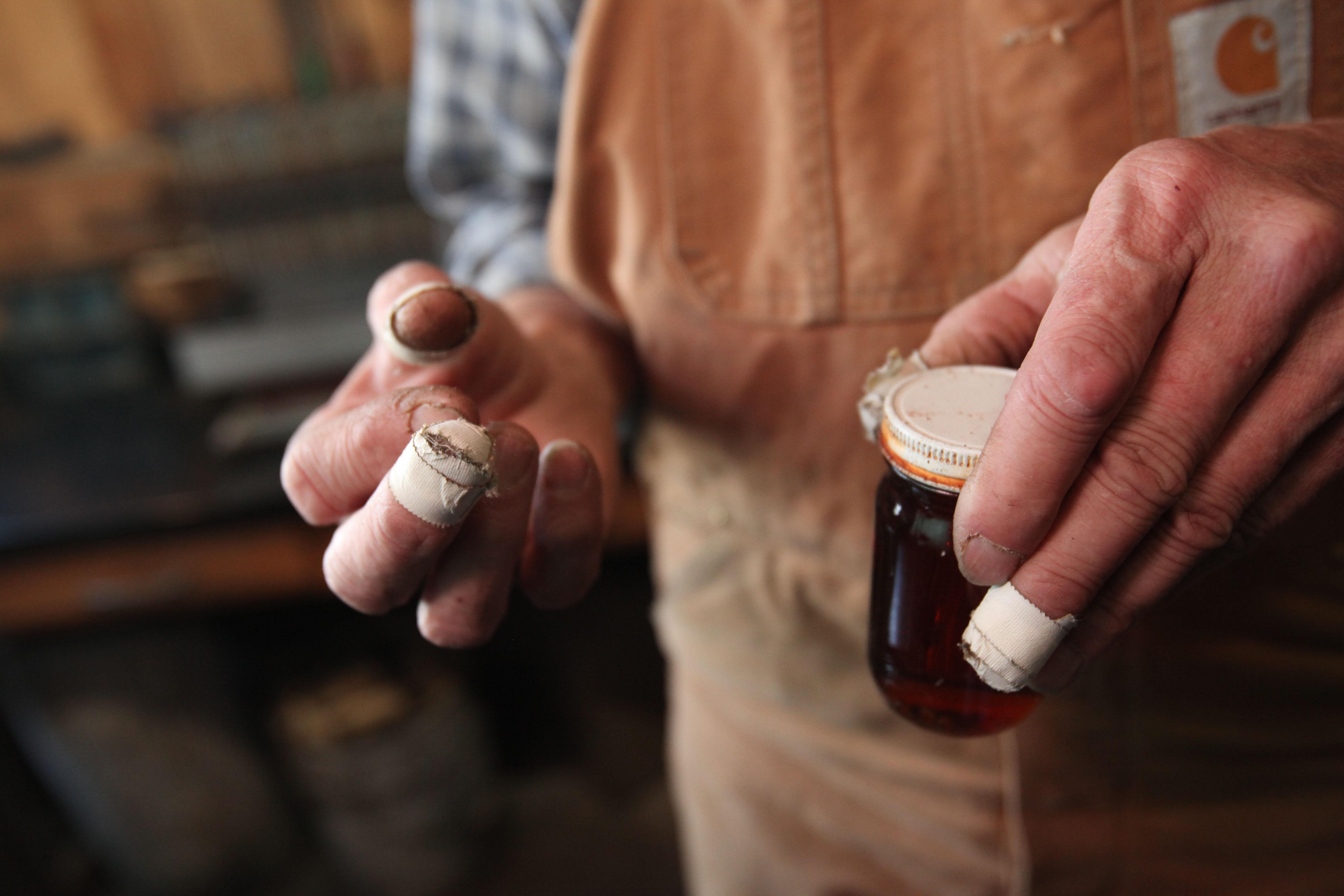 Recipe: Eric Randall's maple coated peanuts