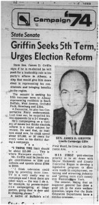 21 oct 1974 griffin seeks 4th term