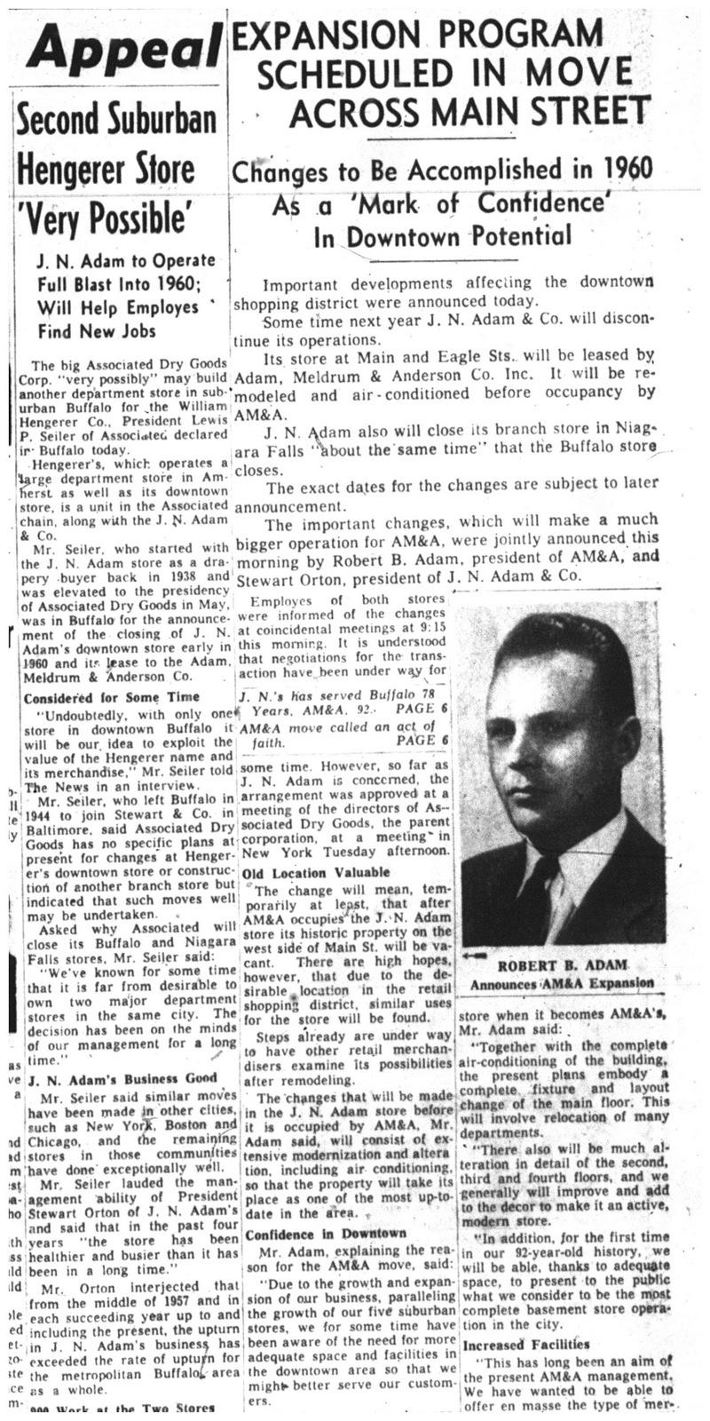 28 oct 1959 AM&A hengers part 1