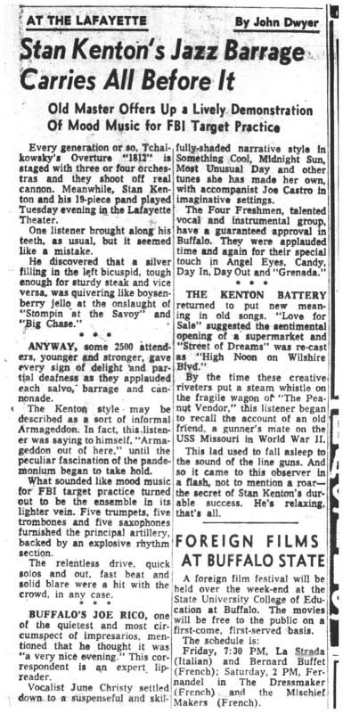 28 oct 1959 stan kenton review joe rico