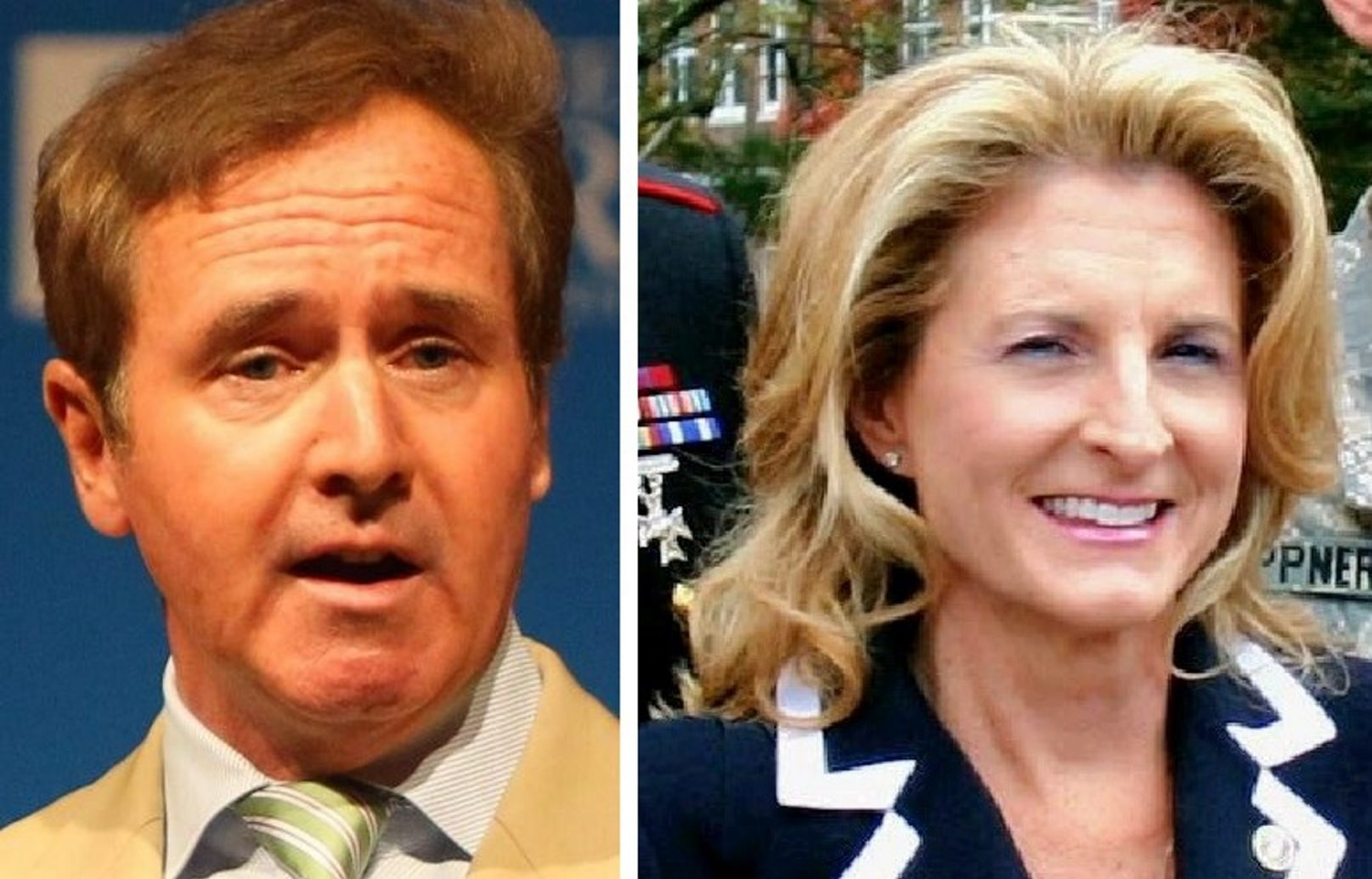 Democrat Brian Higgins is seeking a sixth term in Congress representing the 26th district; GOP challenger Kathy Weppner has a fiscal message.