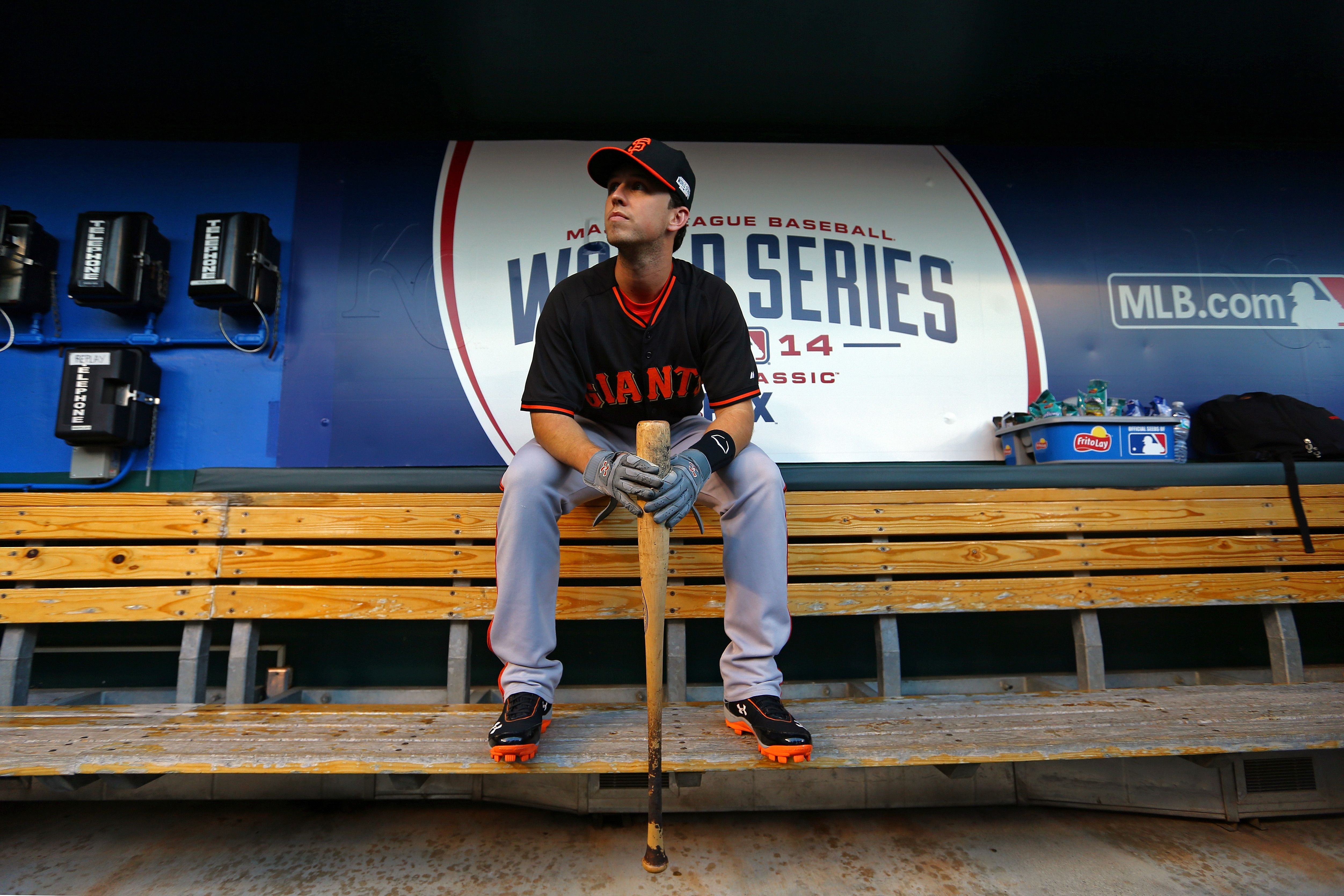Buster Posey isn't a flamboyant presence but the San Francisco Giants' catcher could become the next face of  baseball.