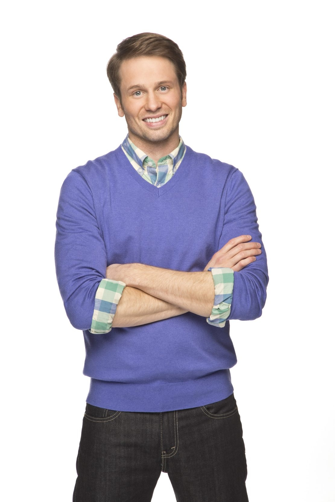 """Tyler Ritter stars as Ronny in the new CBS sitcom """"The McCarthys."""""""