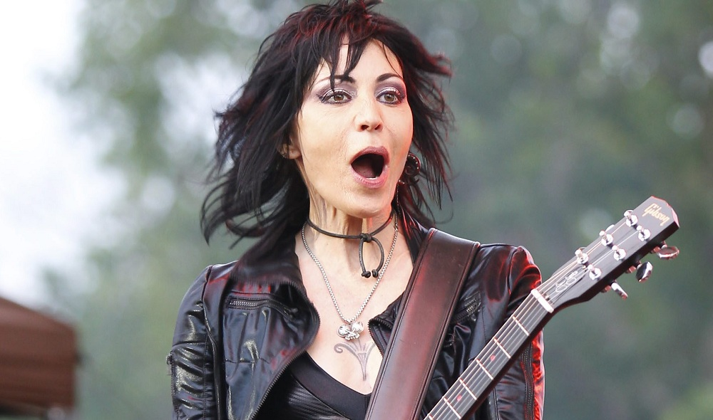 Joan Jett and the Blackhearts make Miers' list of certain Hall-of-Fame entrants. (Harry Scull Jr. / Buffalo News file photo)